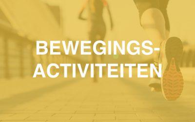 bewegingsactiviteiten
